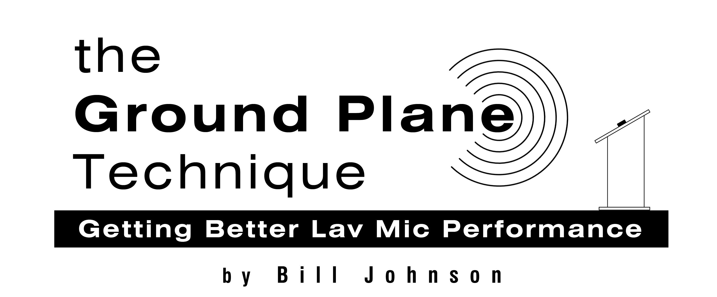 Ground Plane Title Image