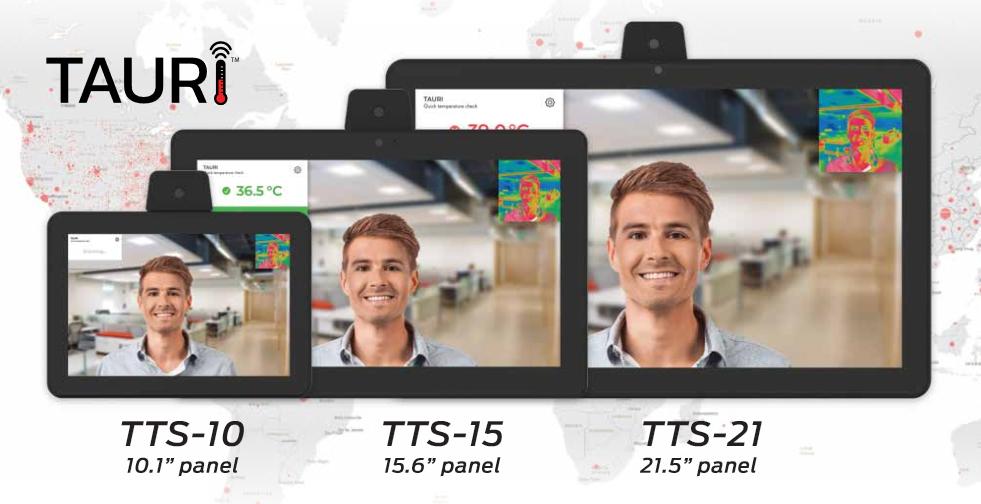 Tauri Temperature Check Tablets
